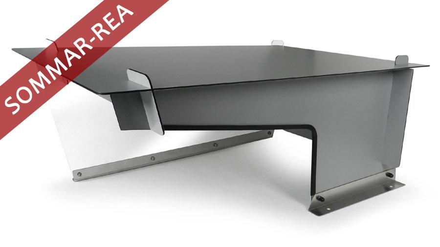smart open garage skydd och hus f r din robotgr sklippare. Black Bedroom Furniture Sets. Home Design Ideas